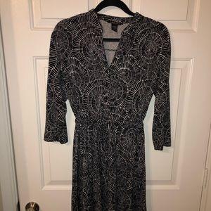 Robert Louis Tie Waist Dress